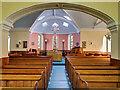NY1068 : Interior, Ruthwell Church by David Dixon