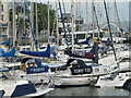 SX9163 : Torquay - Old Harbour by Colin Smith