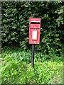 SO9643 : Elizabeth II postbox, Little Comberton by JThomas