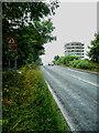 SE2614 : Water Tower, Bar Lane, Midgley by Humphrey Bolton