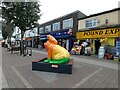 SJ8889 : Sunshine Frog by Gerald England