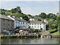 SX8059 : Totnes - Steam Packet Inn by Colin Smith