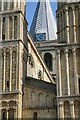 TQ7468 : Rochester Cathedral by Philip Halling
