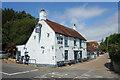 SZ4189 : The New Inn, Shalfleet by Des Blenkinsopp