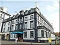 NY4055 : Carlisle Station Hotel by Stephen Craven