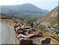 SH7476 : Sychnant Pass near Capelulo by Mat Fascione