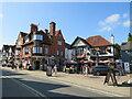 SU3008 : Pubs in Lyndhurst by Malc McDonald