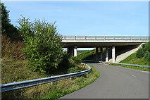 NJ3558 : Bypass Bridge by Anne Burgess