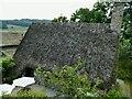 SE0560 : Appletreewick cruck barn by Stephen Craven