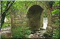 SX7170 : Arch, New Bridge by Derek Harper
