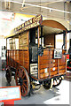 SD5422 : 1896 Thornycroft steam van, The British Commercial Vehicle Museum, King Street, Leyland by Jo Turner