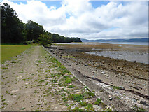 NR9283 : Beach at Ballimore by Thomas Nugent