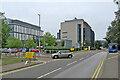 TL4655 : Cambridge Biomedical Campus: Robinson Way by John Sutton