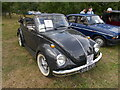 TF1207 : 1972 Volkswagen Karmann Beetle cabriolet at the Maxey Classic Car Show - August 2021 by Paul Bryan