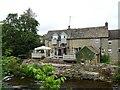 SK2572 : Former flour mill by Ian Calderwood