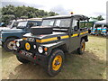 TF1207 : 1979 ex-Army Land Rover Airportable at the Maxey Classic Car Show - August 2021 by Paul Bryan