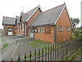 SP5323 : Middleton Stoney Village Hall (1) by David Hillas
