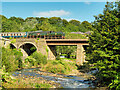 SD7915 : Brooksbottom Viaduct by David Dixon