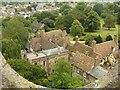 TL5480 : Monastic buildings, Ely by Alan Murray-Rust