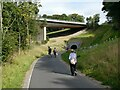 NY2823 : Approach to the Bobbin Mill Tunnel by Oliver Dixon