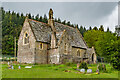 SO3729 : St Michael's Church, Dulas by Ian Capper