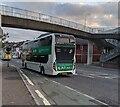 ST3089 : X30 double-decker bus, Crindau, Newport by Jaggery