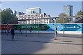 TQ2982 : Euston Station Piazza by Stephen McKay