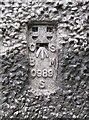 SD4077 : Flush Bracket Benchmark, Pig Lane by Adrian Taylor