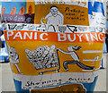 SJ8397 : Retail Therapy, Panic Buying by David Dixon