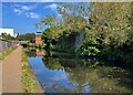 SP0585 : The Worcester & Birmingham Canal at Five Ways by Graham Hogg