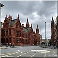 SP0787 : Magistrates' Courts, Corporation Street, Birmingham by Robin Stott