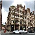 SP0787 : Unnamed, unnumbered building, Corporation Street, Birmingham by Robin Stott