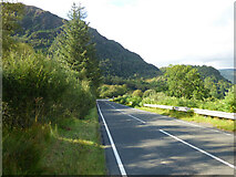 NS0079 : The A8003 road by Thomas Nugent