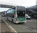 ST3089 : Newport Bus double-decker 406, Crindau, Newport by Jaggery