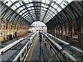 TQ3083 : Kings Cross trainshed by Stephen Craven