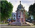 SD8010 : Bury, The Kay Monument by David Dixon