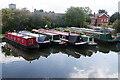 SP3480 : Stoke Heath Basin by Stephen McKay
