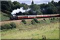 SO7289 : Severn Valley Railway - No. 1501 climbing Eardington Bank by Chris Allen