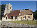 TL4958 : All Saints Church, Teversham by Geographer