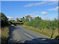 TL4449 : The edge of Newton on Whittlesford Road by John Sutton
