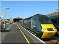 SW4730 : Penzance station by Roy Hughes