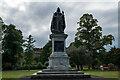 NY3956 : Queen Victoria Statue, Carlisle by Brian Deegan