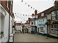 SZ3295 : Quay Hill, Lymington by Malc McDonald