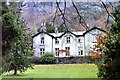 SD3098 : Coniston Holly How Youth Hostel, 1987 by Nigel Thompson