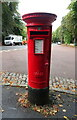 NS5763 : Pillar box on St John's Road, Pollokshields by JThomas