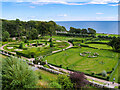 NC8500 : The Gardens at Dunrobin Castle by David Dixon