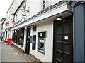 SP6948 : Lloyds Bank, Towcester (1) by David Hillas