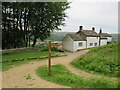 SE1146 : Millennium Way, Ilkley Moor by Malc McDonald