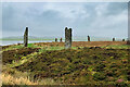 HY2913 : Prehistoric Stone Circle - The Ring of Brodgar by David Dixon