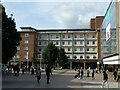 SP3379 : Former Leofric Hotel, Broadgate, Coventry by Alan Murray-Rust